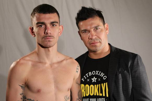 """-  Former unified world champion Sergio """"Maravilla"""" Martinez sees big things for his protégé Jon """"JonFer"""" Fernandez as the undefeated super featherweight prepares for his toughest test to date in O'Shaquie Foster in the headlining bout of ShoBox: The New Generation this Friday, September 21, live on SHOWTIME (9:45 p.m. ET/PT)."""