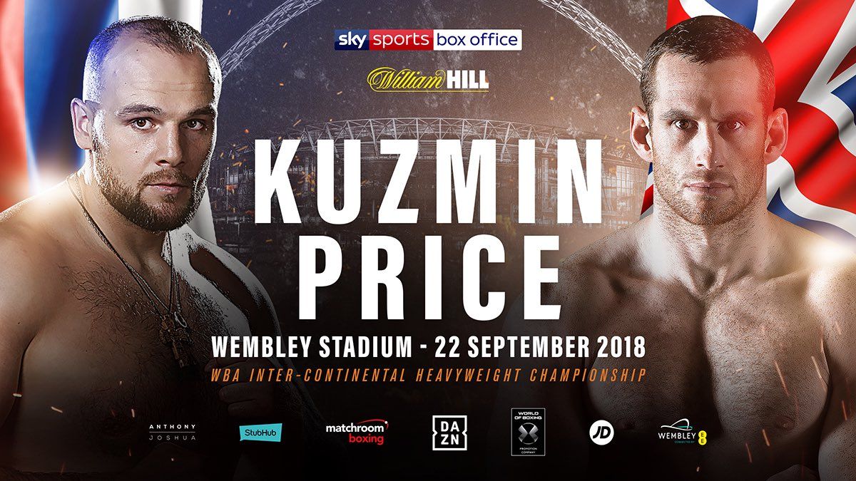 Sergey Kuzmin - Yvan Mendy believes he should have had a shot at a World title by now and is frustrated that Luke Campbell fought for one before him. Mendy outpointed Campbell back in 2015 and is aiming to go one better and knockout the Hull fighter when they rematch at Wembley Stadium Connected by EE on Saturday September 22, live on Sky Sports Box Office in the UK and DAZN in the US.