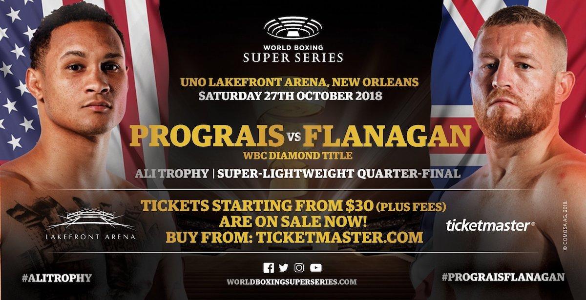 Regis Prograis Terry Flanagan Boxing News
