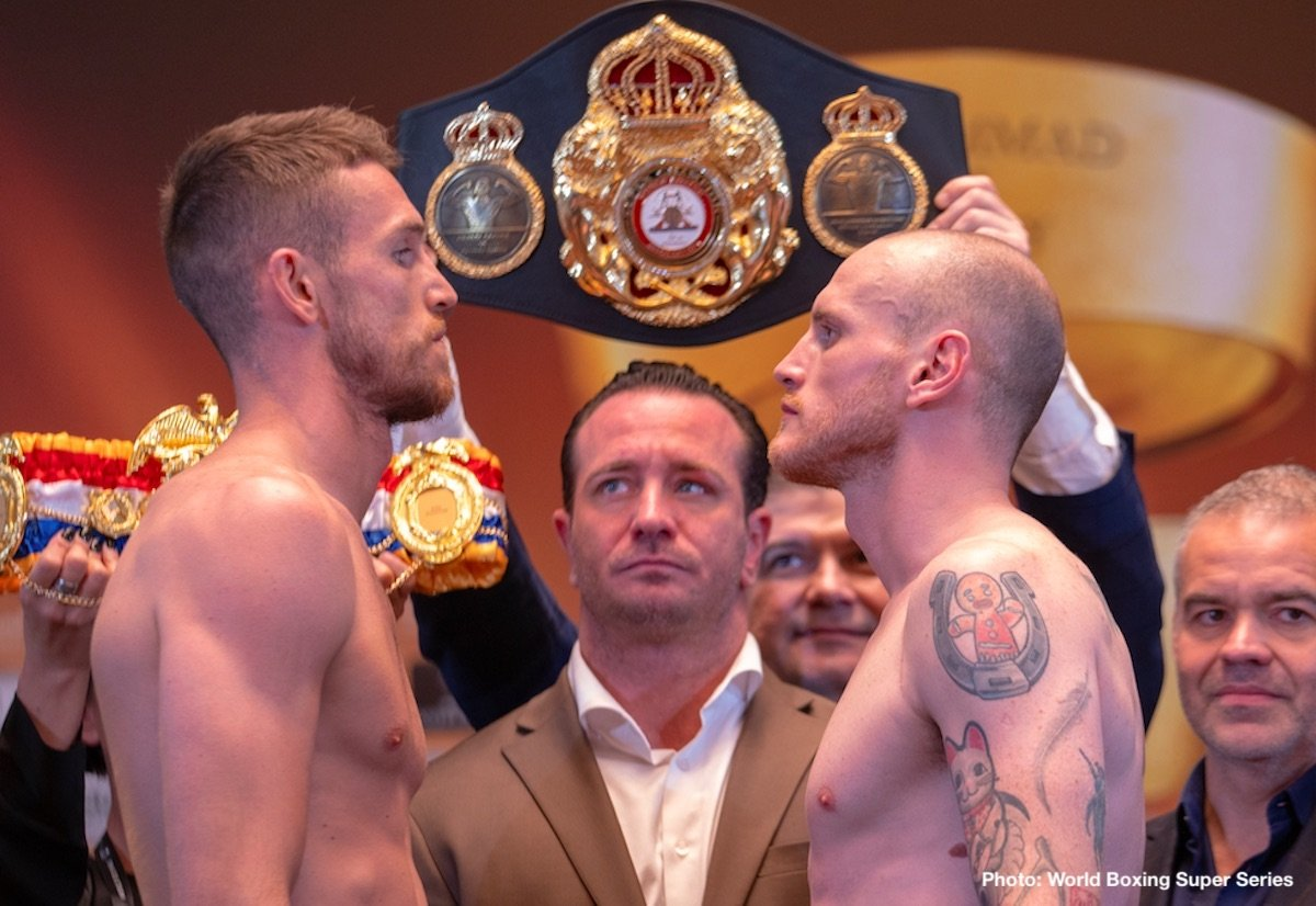 George Groves - On Friday afternoon U.S. time zone, George Groves and Callum Smith battle in the World Boxing Super Series Final. Some may say this fight will only decide the best super middleweight in the United Kingdom, at the end of the day is a legit matchup. Due to injuries and the powers that be, instead of a jammed-packed O2 Arena in London this event takes place in Saudi Arabia.