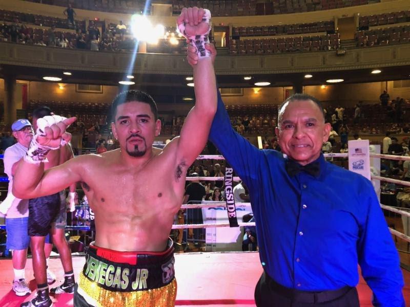 Armando Cardenas Gilbert Venegas Boxing Results Press Room