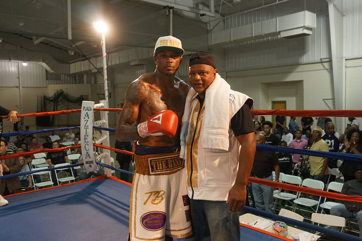 "Super middleweight Derrick ""Take it to the Bank"" Webster (28-1, 14 KOs) was back in action on Saturday night, defeating 56-bout veteran Milton Nunez in an eight-round unanimous decision. Hosted by Dee Lee Promotions, this card was held at the PAL Center in Hockessin, Delaware."