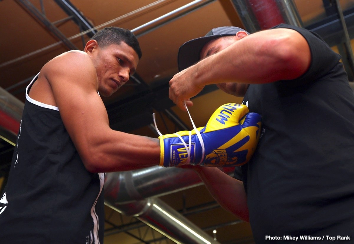 "- On paper, it was one of the best action fights that could've been made. WBC super featherweight champion Miguel ""El Alacran"" Berchelt and Miguel ""Mickey"" Roman have promised to deliver on the lofty expectations, Saturday at the Don Haskins Center in El Paso, Texas."