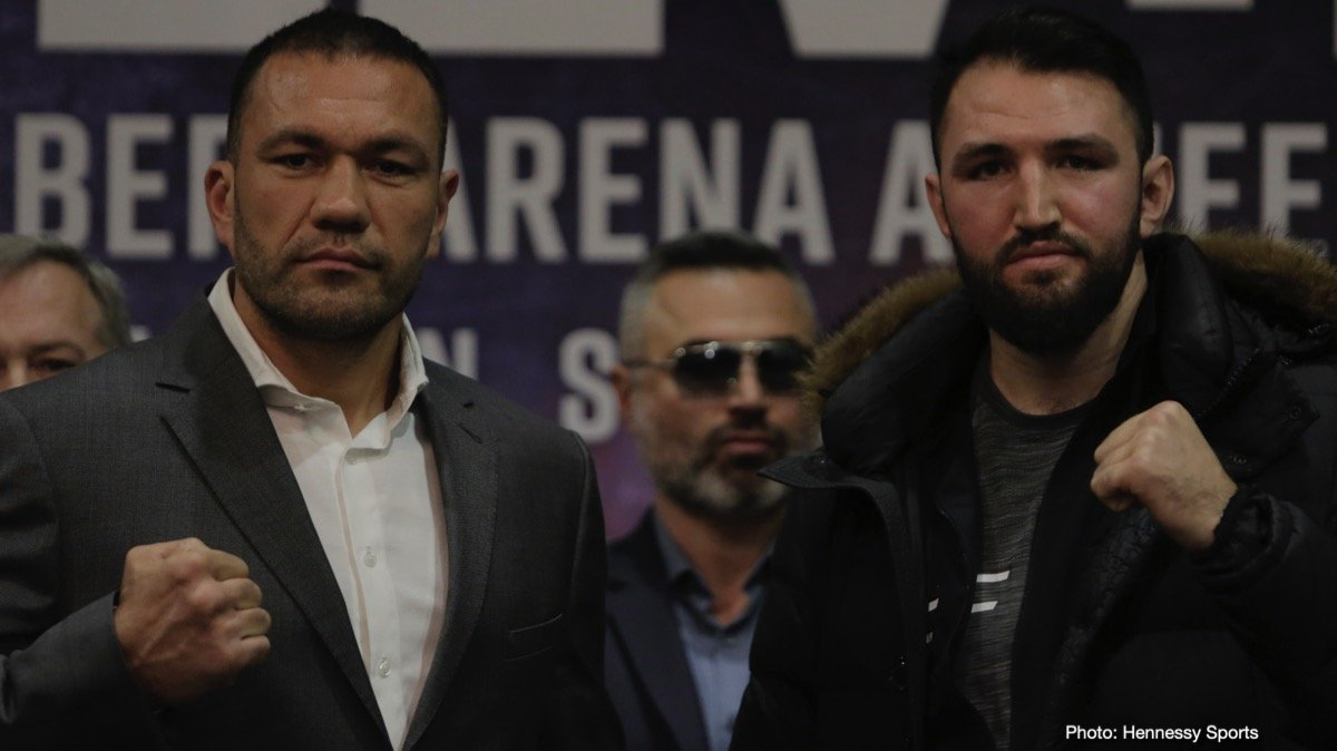 "Hughie Fury, Kubrat Pulev - Fire & Fury"" takes place this Saturday at the Arena Armeec in Sofia, Bulgaria. Ahead of the highly anticipated event, here is what Hughie Fury and Kubrat Pulev had to say:"