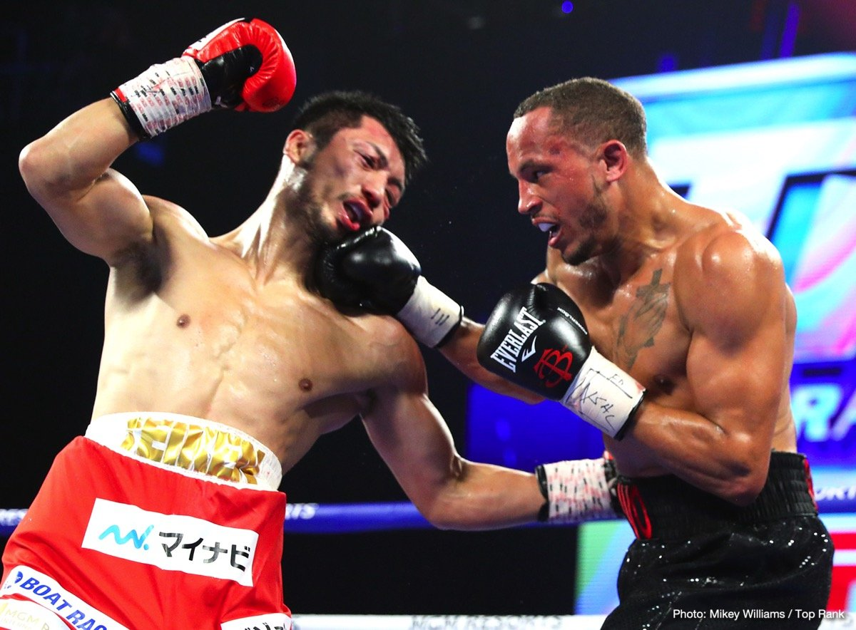 Rob Brant Boxing News