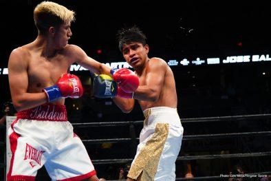 Brandon Figueroa Efe Ajagba Joe Joyce Oscar Escandon Boxing News Boxing Results