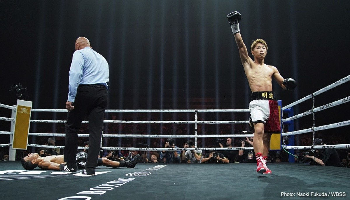 FOTY Naoya Inoue Boxing News Top Stories Boxing
