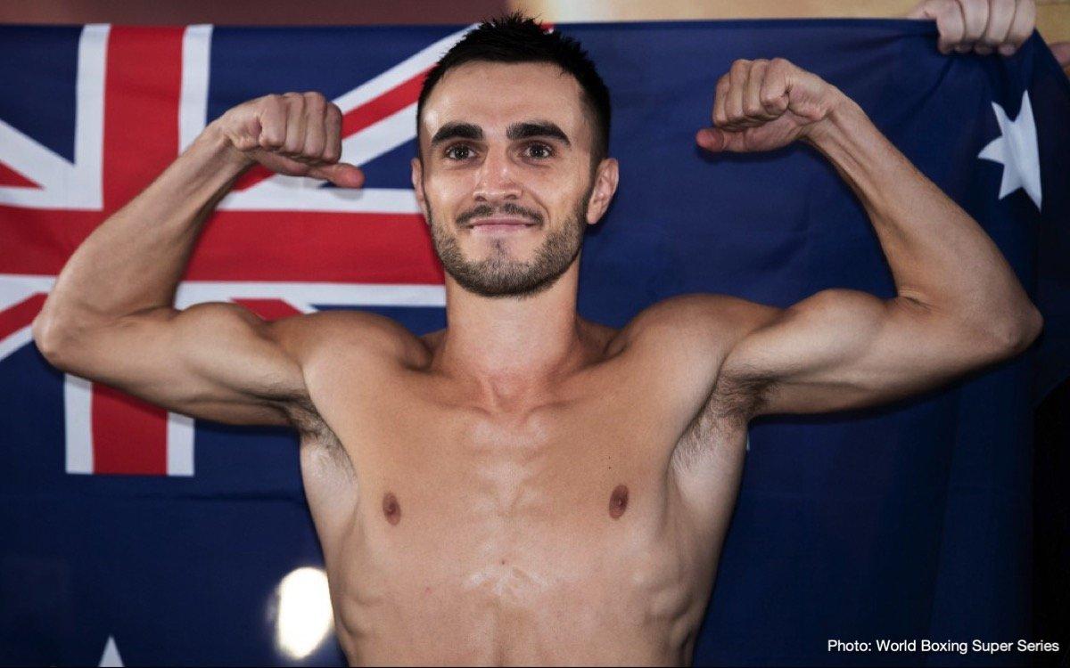 Emmanuel Rodriguez Jason Moloney Mateusz Masternak Yunier Dorticos Boxing News Boxing Results