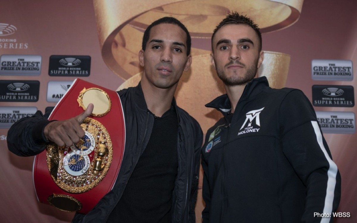 Emmanuel Rodriguez Jason Moloney Boxing News