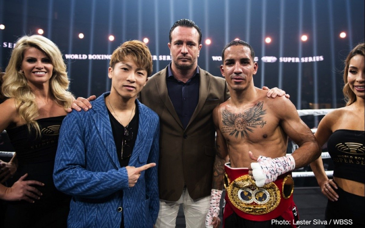 Emmanuel Rodriguez, Naoya Inoue - Puerto Rico's Emmanuel 'El Sensacional' Rodriguez (19-0, 12 KOs) is totally confident of defending his IBF title when he faces Japan's pound-for-pound star 'Monster' Naoya Inoue (17-0, 15 KOs) in the WBSS bantamweight semi-final on Saturday at The SSE Hydro in Glasgow, Scotland.