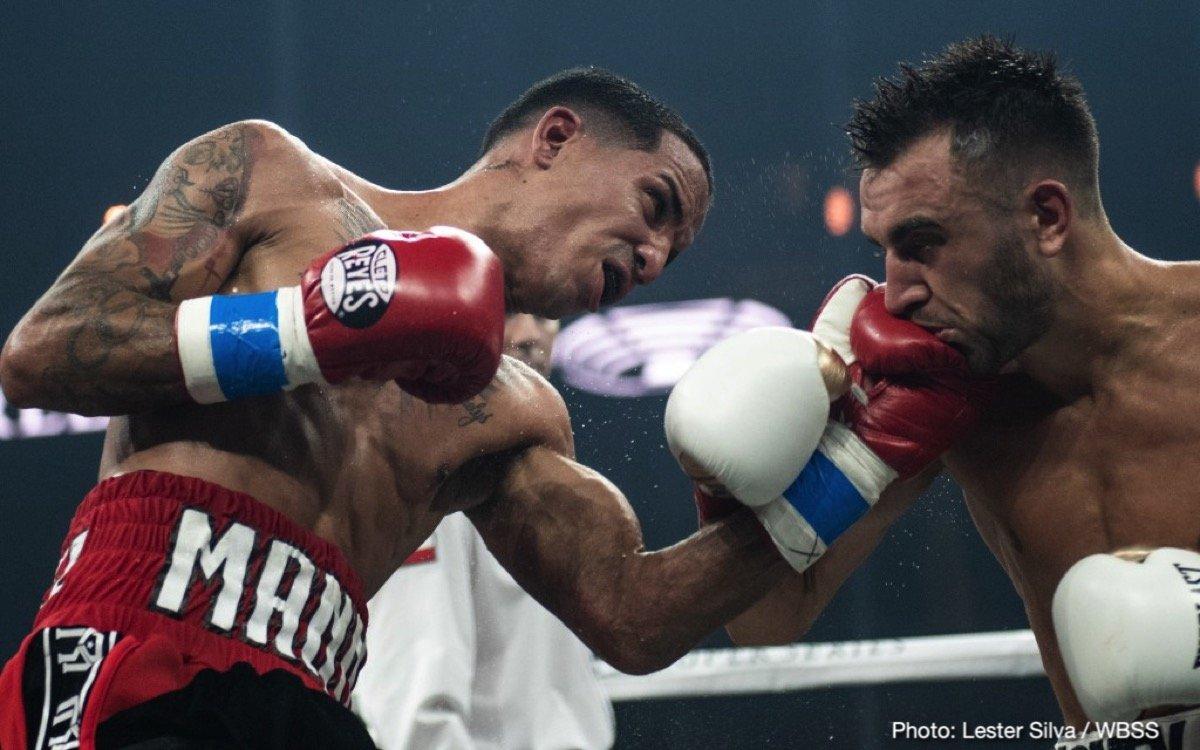Emmanuel Rodriguez, Jason Moloney, Mateusz Masternak, Yuniel Dorticos - Rodriguez & Dorticos advance to semi-finals after thrilling back-and-forth battles