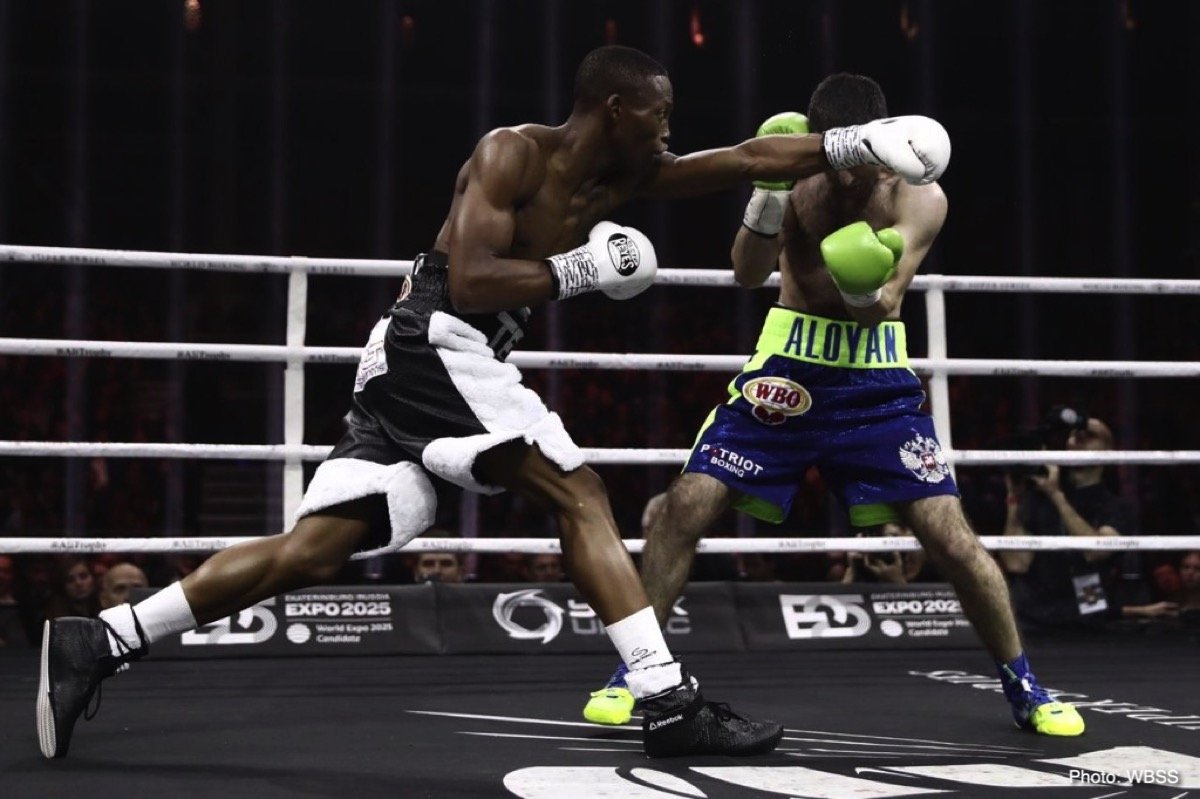 Andrew Tabiti, Zolani Tete - Zolani Tete (28-3, 21 KOs) and Andrew Tabiti (17-0, 13 KOs) both score unanimous decision wins after twelve tough rounds in Saturday's Ali Trophy Quarter-Finals at the Ekaterinburg Expo, Ekaterinburg Russia.