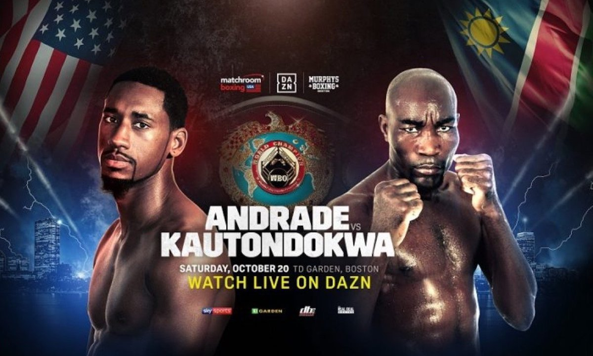Demetrius Andrade Walter Kautondokwa Boxing News Boxing Results