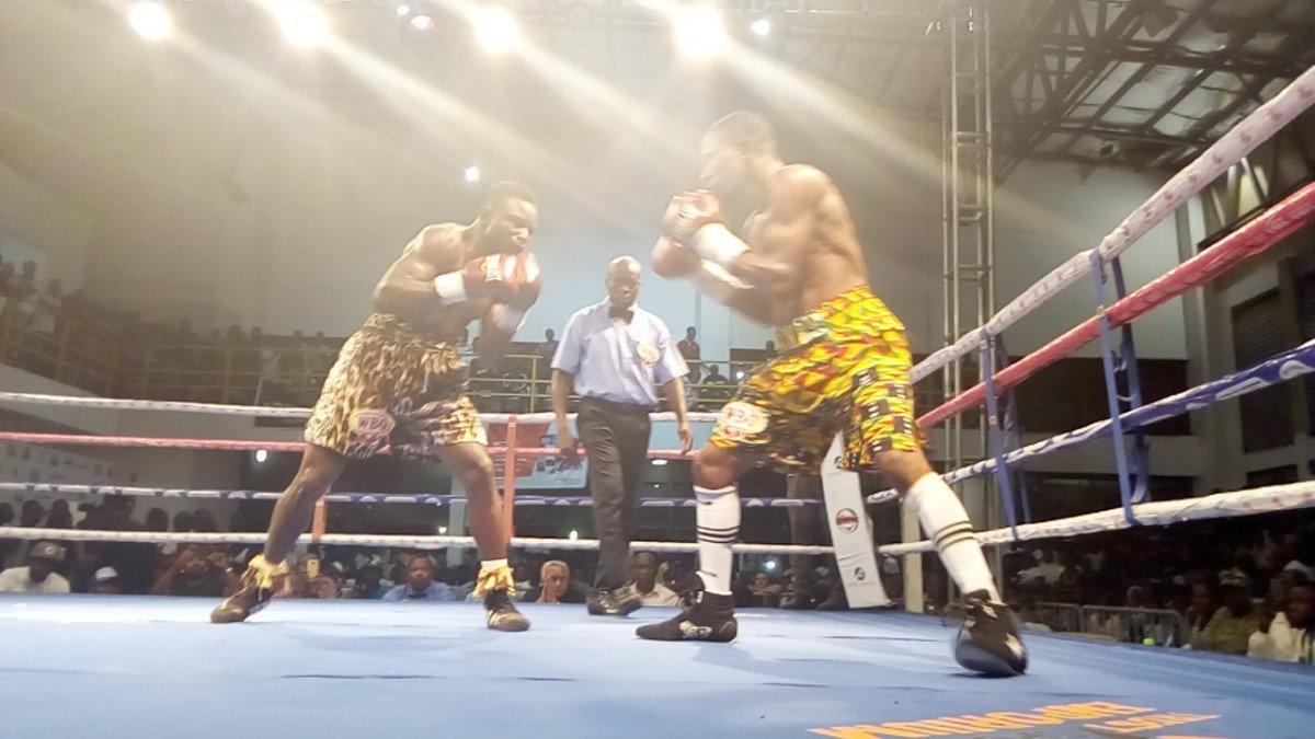 Adon Betin Isaac Sackey Wasiru Mohammed Boxing News Boxing Results