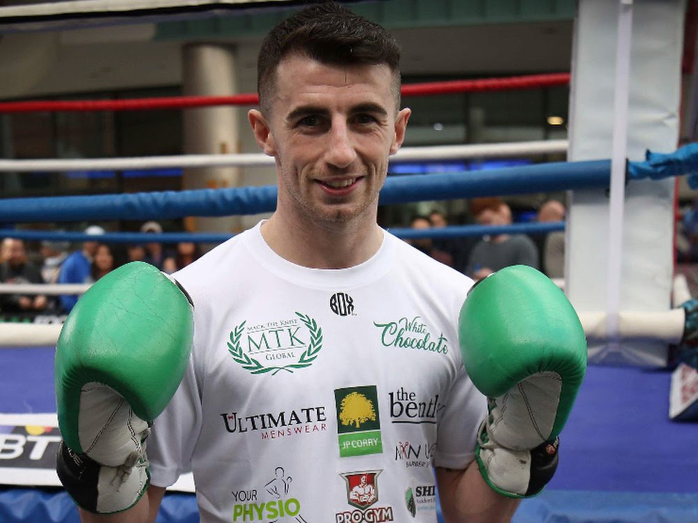 TJ Doheny - The unbeaten Tyrone McCullagh has a dream of fighting TJ Doheny for the world title but must first overcome Josh Kennedy on Friday night and seize the WBO European super-bantamweight crown.