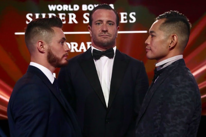 Ryan Burnett - Ryan Burnett and Nonito Donaire promise action when they meet in a 118 lb Ali Trophy Quarter-Final on Saturday at The SSE Hydro in Glasgow, Scotland.