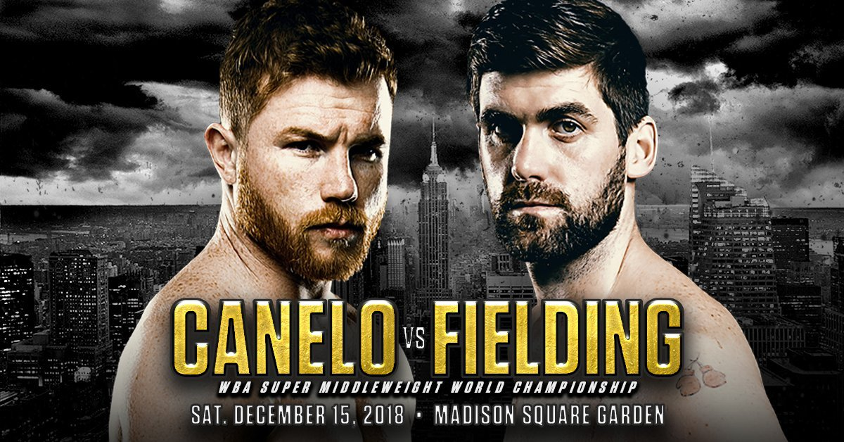 "David Lemieux Rocky Fielding Saul ""Canelo"" Alvarez Tureano Johnson Boxing News"