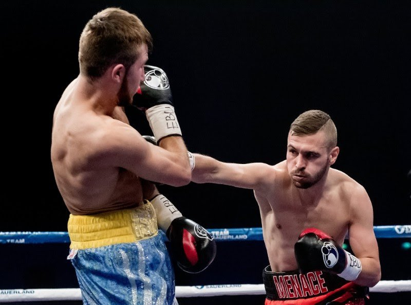 Dennis Ceylan - Dennis Ceylan has been forced to postpone his EU Featherweight title fight with Jesus Sanchez on November 24 at the Ceres Arena in Aarhus due to illness.