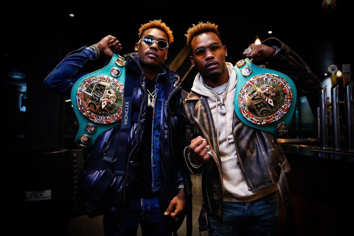 Jermall Charlo Jermell Charlo Tony Harrison Willie Monroe Jr. Boxing Interviews Boxing News