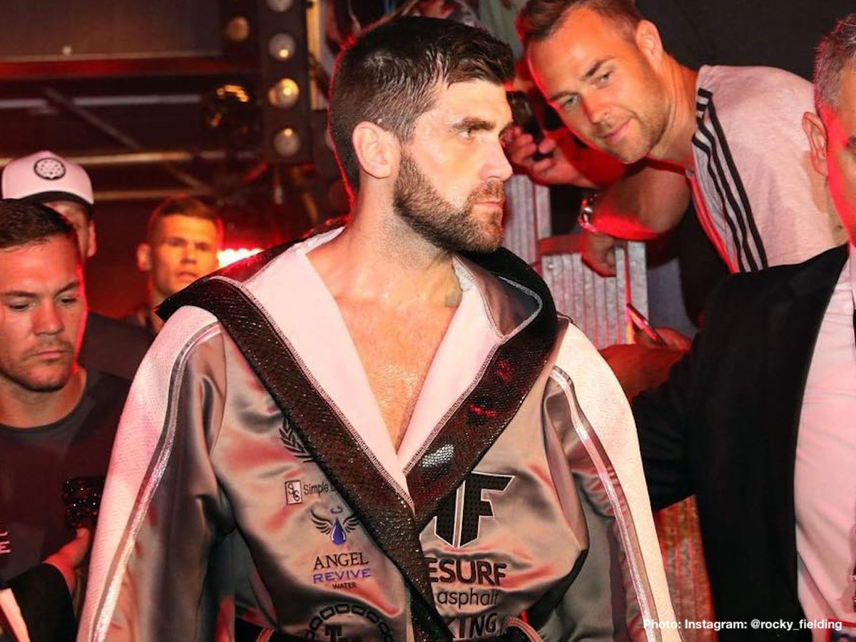Where Would A Rocky Fielding Win Over Canelo Rank Amongst The Greatest British Wins/Upsets?