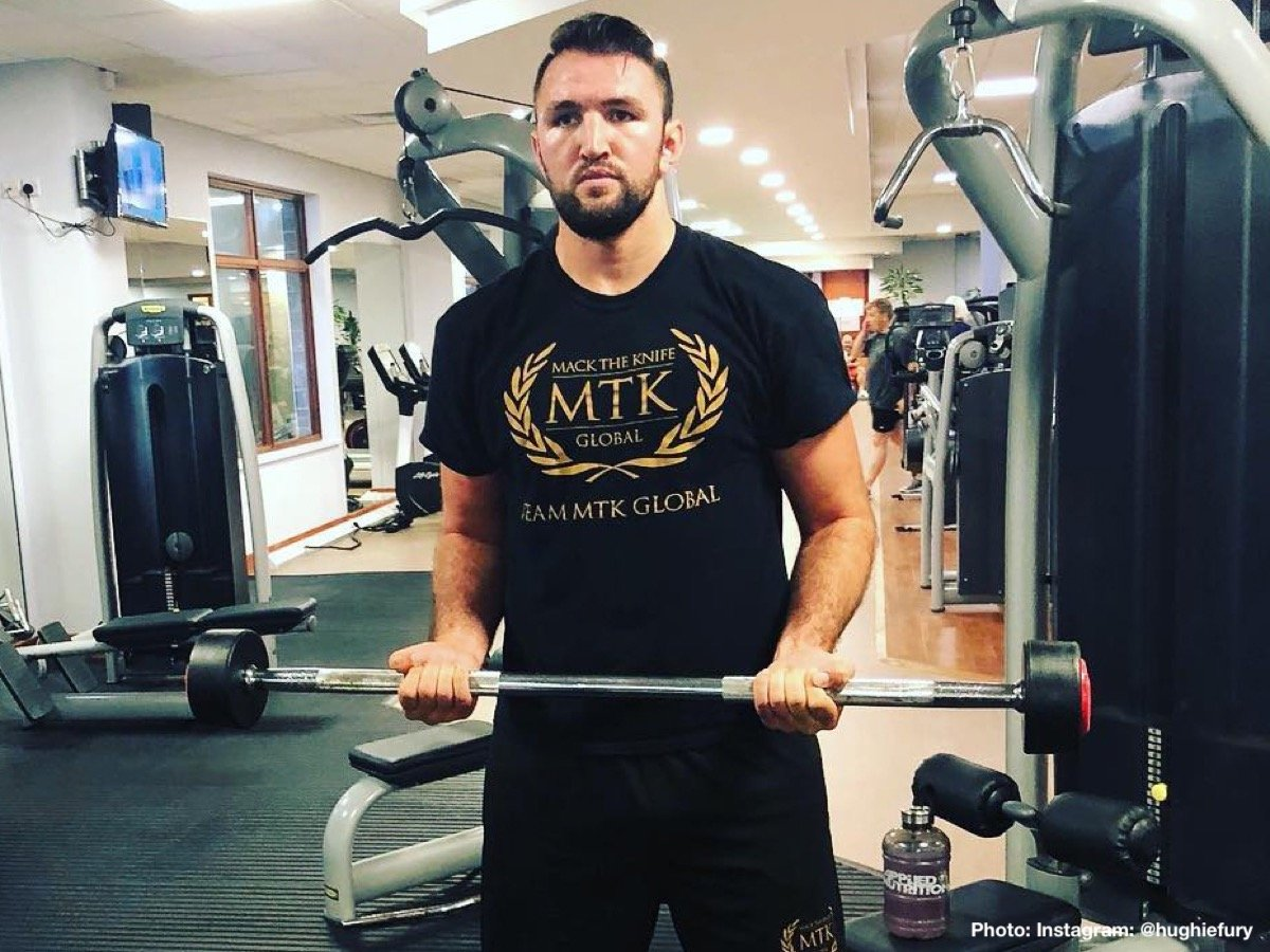 Alexander Povetkin Hughie Fury Boxing News British Boxing