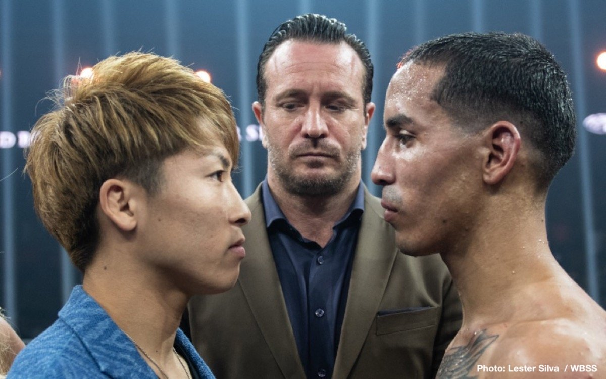 "Emmanuel Rodriguez Next For Naoya Inoue  – can ""The Monster"" devour yet another victim?"