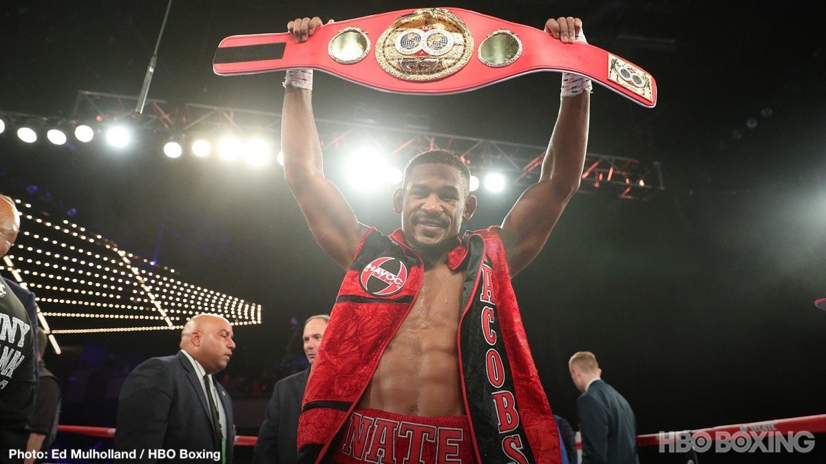 Danny Jacobs Boxing News