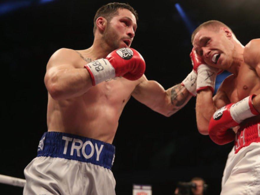 Josh Taylor Ryan Martin Troy James World Boxing Super Series British Boxing Press Room