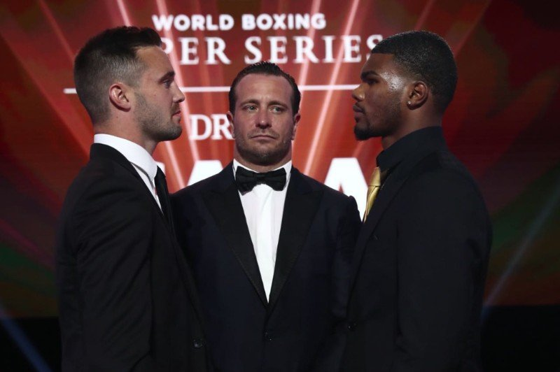 Ryan Martin - USA's Ryan 'Blue Chip' Martin feels confident in beating 'The Tartan Tornado' Josh Taylor when they meet in a 140 lb Ali Trophy Quarter-Final on Saturday at The SSE Hydro in Glasgow, Scotland, but Taylor is calm before the storm.