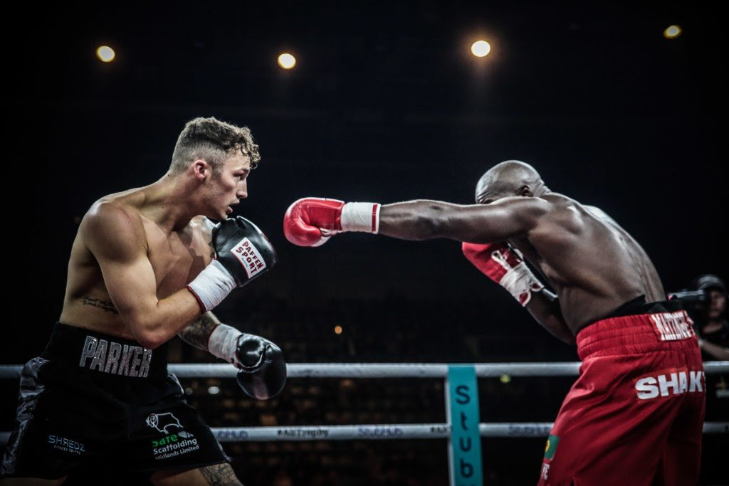 Darryll Williams - Zach Parker and Darryll Williams will contest the vacant British Super Middleweight title on November 3 at The SSE Hydro in Glasgow.