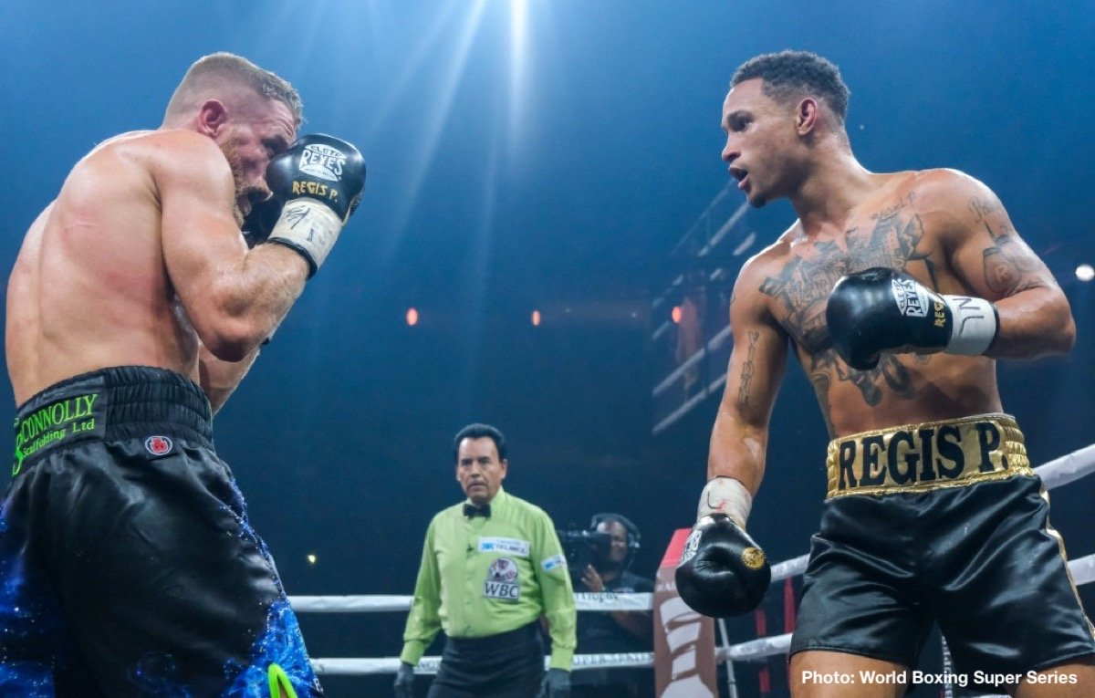Anthony Yigit Ivan Baranchyk Regis Prograis Terry Flanagan Boxing News Boxing Results