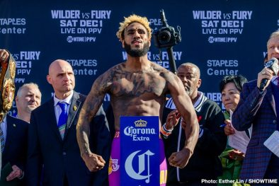 Deontay Wilder Jarrett Hurd Luis Ortiz Tyson Fury Boxing News British Boxing Top Stories Boxing