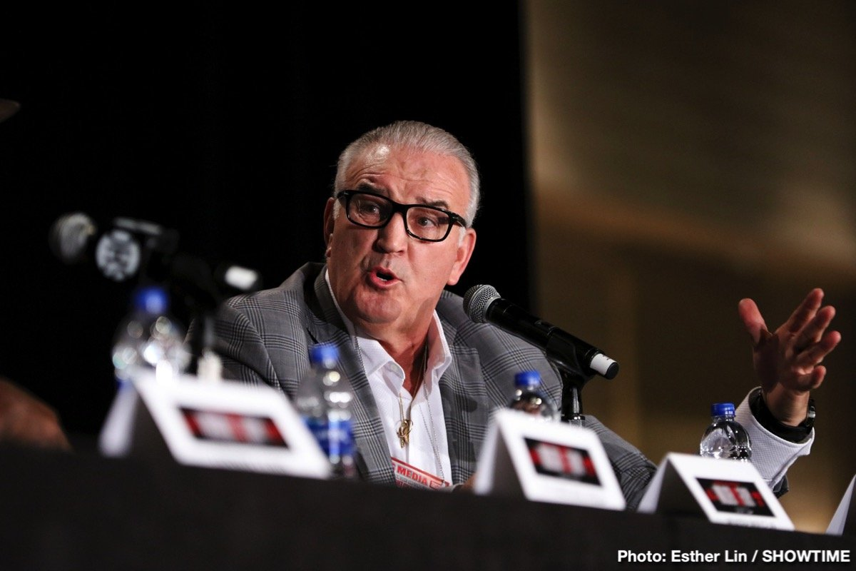 "Gerry Cooney - Gerry Cooney may not have ever developed into a truly great fighter, but at his best Cooney was absolutely a great puncher. One of the best in heavyweight history in fact; Cooney's pulverizing left hook being an especially lethal weapon. Indeed, due to his withering punching power alone, Cooney should have gone further than he did. But whether it was down to injuries, or to layoffs, or, as Cooney himself often says, due to his not signing with Don King (who had ""all the top heavyweights at the time""), Cooney never had anywhere near the amount of fights he should have had."
