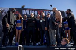 Deontay Wilder, Jarrett Hurd, Luis Ortiz, Tyson Fury - Tomorrow LIVE At 9 p.m. ET / 6 p.m. PT from STAPLES Center in Los Angeles on Showtime PPV