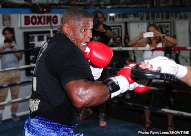 Jarrett Hurd Luis Ortiz Boxing News