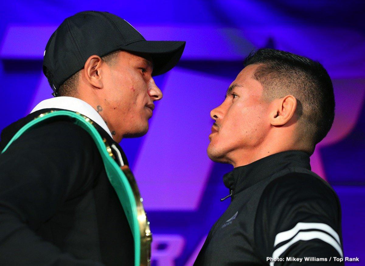 Miguel Berchelt Miguel Roman Boxing News