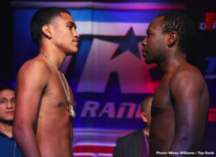 Gilberto Ramirez, Jesse Hart - Boxing News