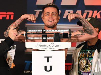 Bryant Jennings Oscar Rivas Boxing News