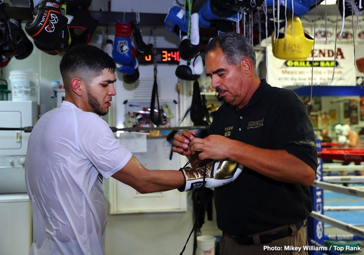 Alex Saucedo Maurice Hooker Boxing News