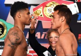 Bryant Jennings, Oscar Rivas - Live on ESPN+ at 9:30 p.m. ET - Featherweight sensation Shakur Stevenson to make 2019 debut in the co-feature