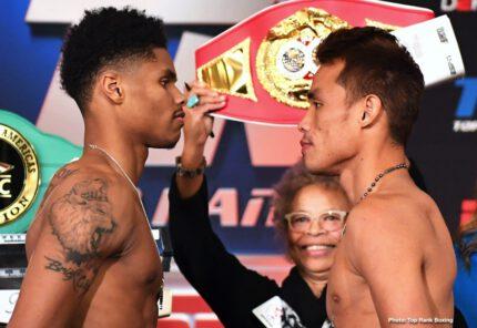 Bryant Jennings, Oscar Rivas - Boxing News