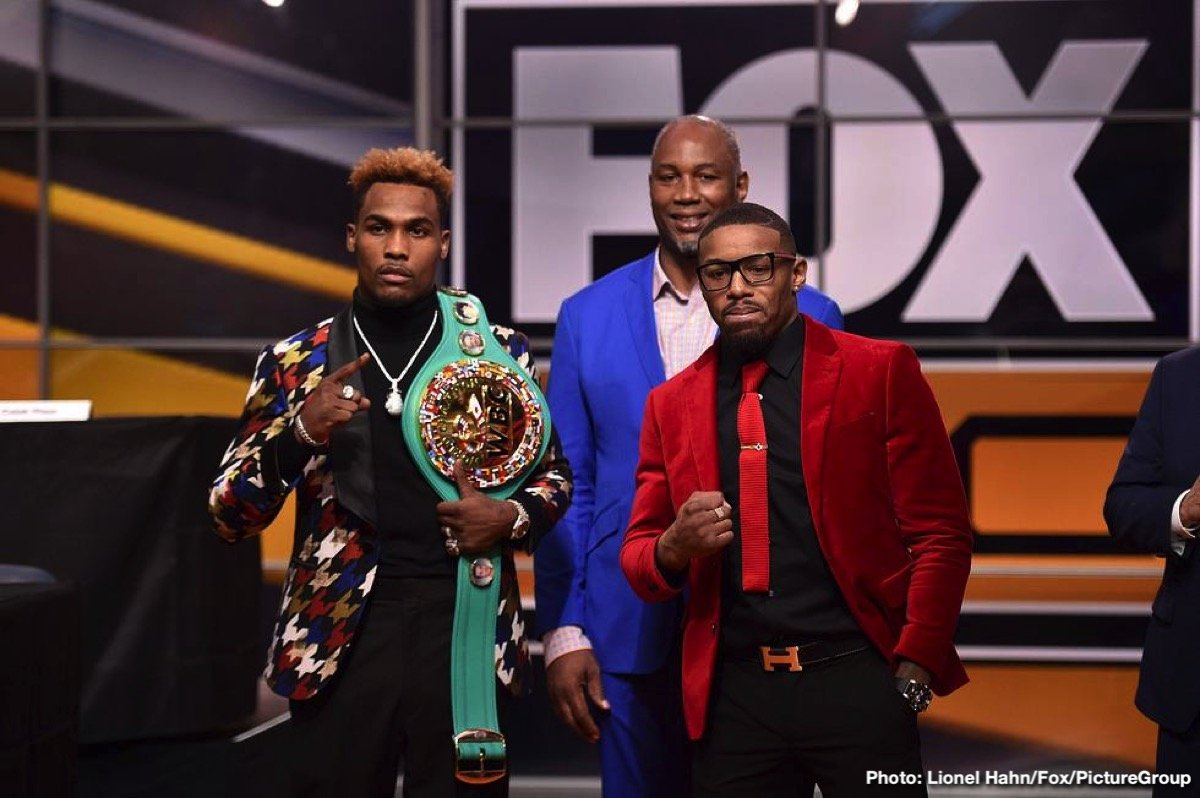 Jermall Charlo Willie Monroe Jr. Boxing News