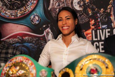 Cecelia Braekhus Boxing News