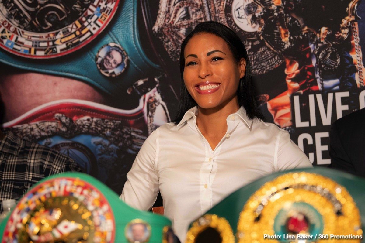 Cecilia Braekhus - Undisputed Women's Welterweight World Champion 'The First Lady' Cecilia Braekhus, (35-0, 9 KOs), is headed to the United States in May to commence training for her next fight in defense of all of her belts, (WBC, WBA, WBO, IBF, IBO and Ring Magazine). Based in Oslo, Norway, Braekhus has held all the world title belts in the welterweight division since September 2014.