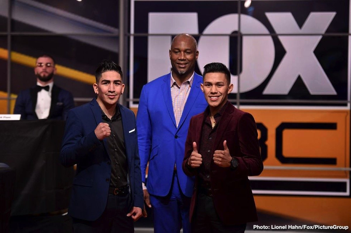 Errol Spence Jr. Mikey Garcia Boxing News