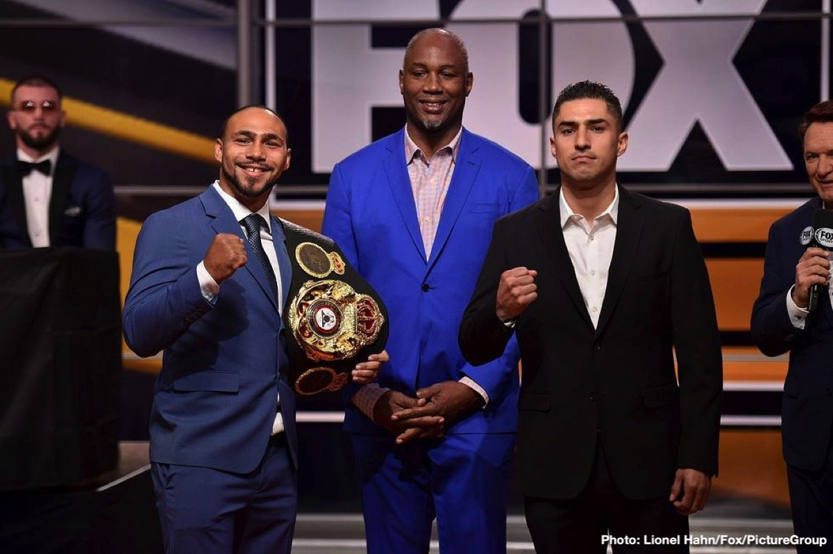 Errol Spence Keith Thurman Terence Crawford Boxing News