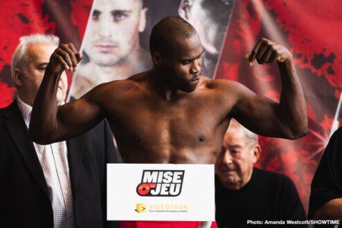 Adonis Stevenson - Boxing News