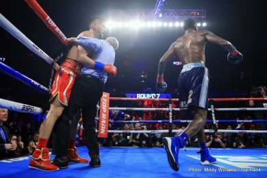 Alex Saucedo Cletus Seldin Maurice Hooker Boxing News Boxing Results Top Stories Boxing