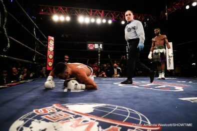 Jaron Ennis Raymond Serrano Boxing News Boxing Results Top Stories Boxing