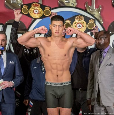 Dmitry Bivol Jean Pascal Boxing Interviews Boxing News